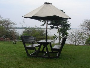 A Resting Point at Ngamba Island