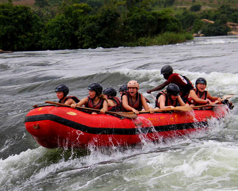 2 Days Jinja and White water rafting tour